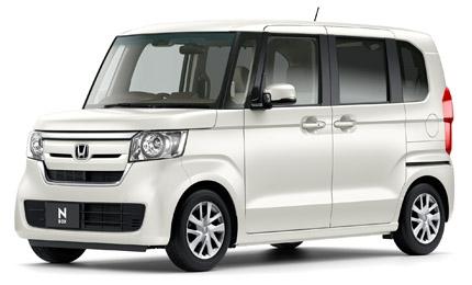 新型NBOX G・EX ターボ ホンダセンシング