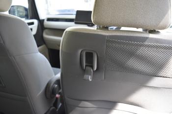 NBOXの運転席背面コンビニフック