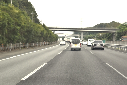 NBOXの高速道路中心の燃費