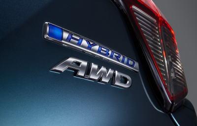 ヴェゼル4WDのイメージ画像