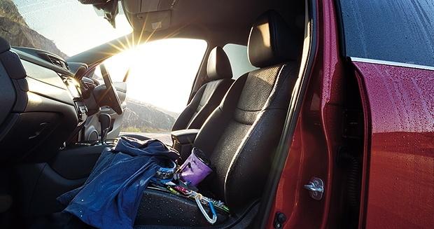 エクストレイル20Xのシート表皮