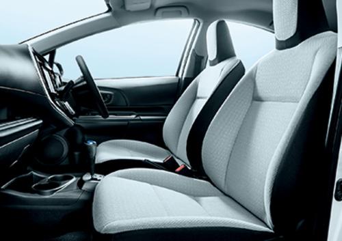 特別仕様車 Sビジネスパッケージの内装・車内空間