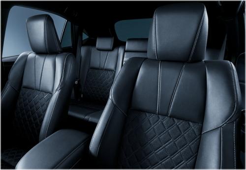 特別仕様車・プレミアム スタイルノワールの内装・車内空間