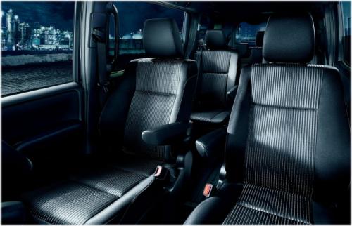 特別仕様車 煌Ⅱの内装・車内空間