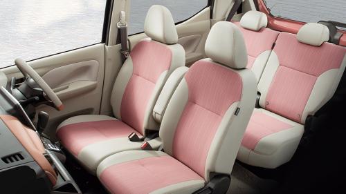 特別仕様車・ボレロの内装・車内空間