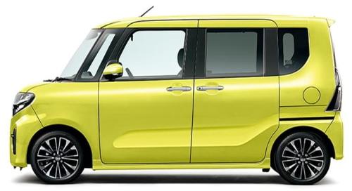 オプション無しの最安でのタントカスタムRSの新車値引き見積もり