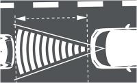 渋滞追従機能付ACC〈アダプティブ・クルーズ・コントロール〉