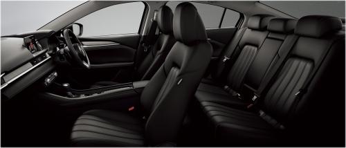 マツダ6の内装・車内空間