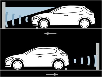 AT車 誤発進抑制(前進&後進時)