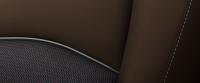 シート表皮(クロス・ブラウン/ブラック)