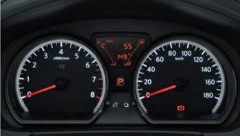 ガソリン車用メーター