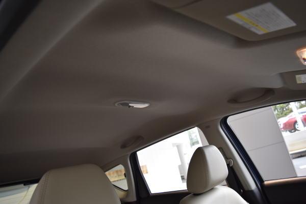 ノートの天井&ピラー部はライトグレー色です。
