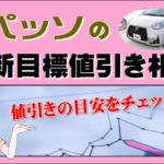 トヨタ パッソの最新目標値引き