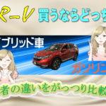 CR-V を買うならハイブリッドかガソリン車か?販売の比率や税金、下取り額など違いをがっつり比較!