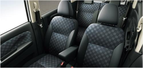 デイズハイウェイスターXの内装・車内空間