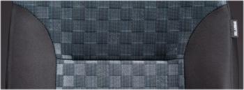 デイズハイウェイスターXのシート表皮(トリコット・エボニー)