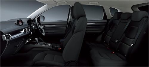 CX-5 25Sプロアクティブ 4WDのインテリア・車内空間