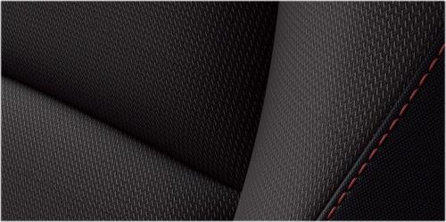 マツダ3 15Sツーリングのインテリア・シート表皮