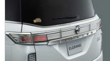 エルグランド人気オプション
