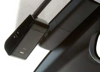 ライズのカメラ一体型ドライブレコーダー