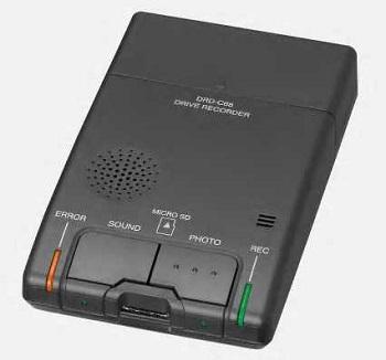 ライズのカメラ別体型ドライブレコーダー