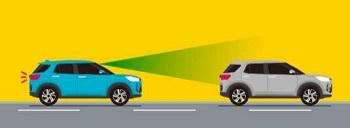 ライズの全車速追従機能付ACC