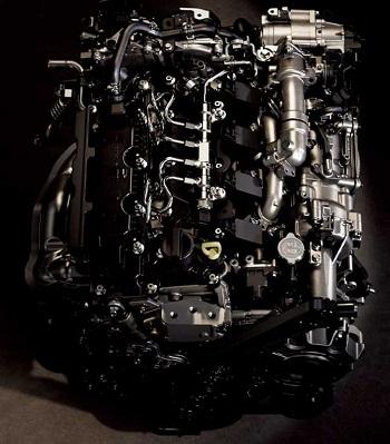 CX-30のスカイアクティブ-X