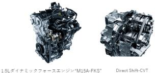 GRヤリスのエンジン